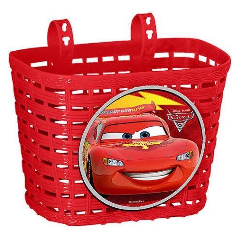 Disney Fahrradkorb Cars rot 4 Liter