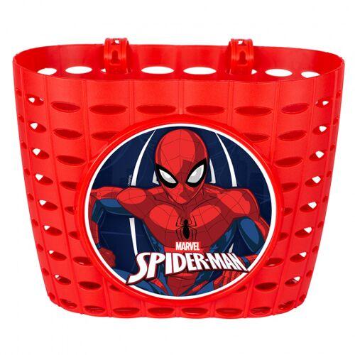 Disney Spider Manfahrradkorb Junior 20 cm rot