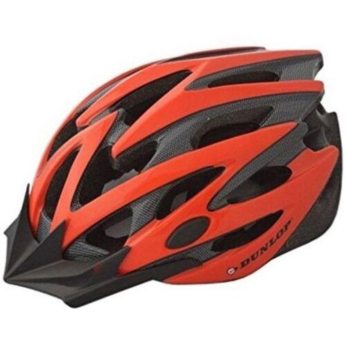 Dunlop Fahrradhelm MTB Größe 51/55 cm orange