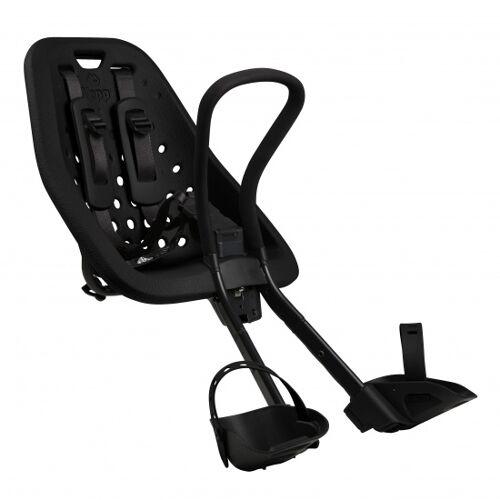 Yepp Fahrradsitz für Mini schwarz