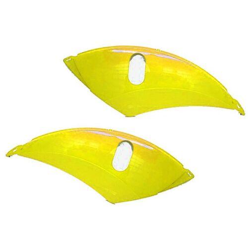 Hesling Cruiser kleiderschutz Set 28 Zoll 48 cm gelb