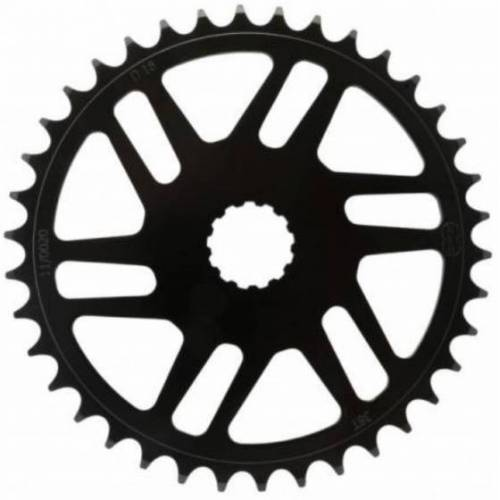 KMC getriebe 38T 1/2 x 11/128 Zoll 2 Motoren