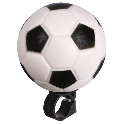 Moses fahrradhupe Fußball Junior 7,5 cm schwarz/weiss