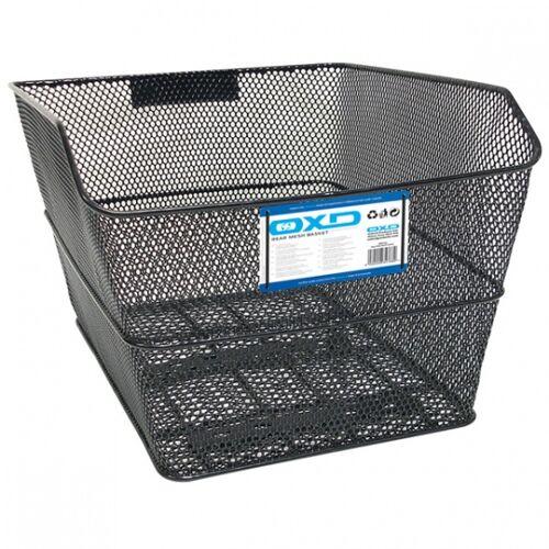 OXC fahrradkorb hinten 34 Liter schwarz