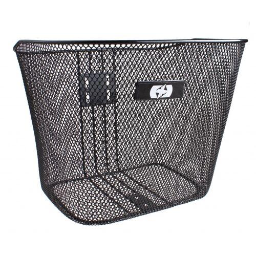 OXC fahrradkorb für 19 Liter schwarz