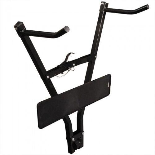 ProPlus fahrradträger Klick Fast II mit Nummernschild 2 Fahrräder
