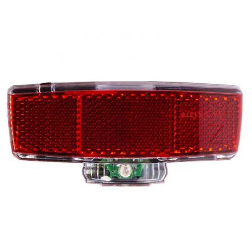 Simson rücklicht Block LED Gepäckträgerakku rot
