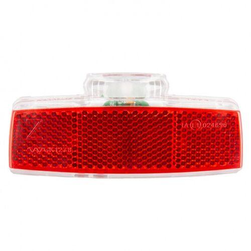 Smart rücklicht Refo Mini Dynamo Gepäckträger rot