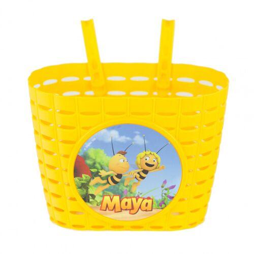 Studio 100 kinderfahrradkorb Maya de Bij junior 20 cm gelb