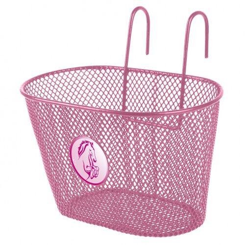 M-Wave M Wave fahrradkorb 5 Liter Pferd rosa