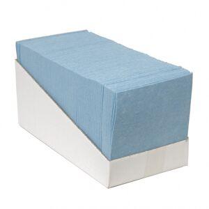 Euro Products tücher 38 x 40 cm Textil blau 200 Stück