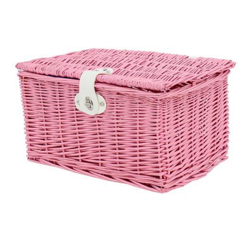 AMIGO backkorb für 15,5 Liter rosa