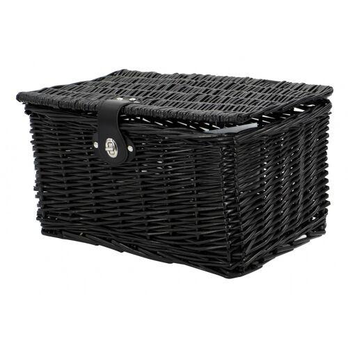 AMIGO backkorb für 15,5 Liter schwarz
