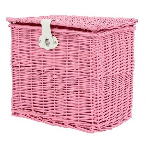 AMIGO backkorb für 25,5 Liter rosa