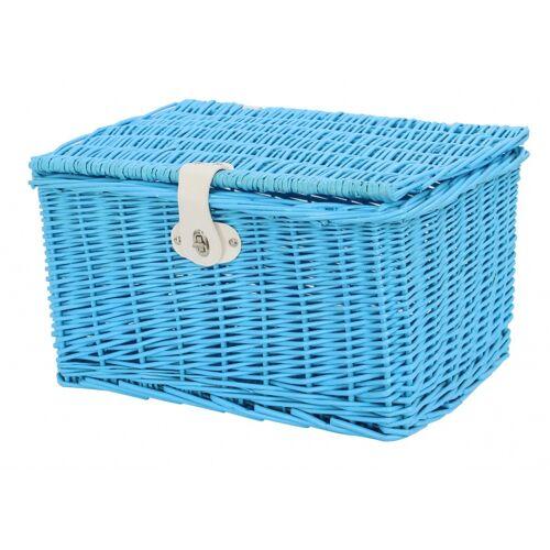 AMIGO backkorb für 31 Liter hellblau
