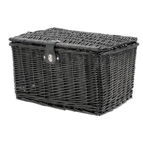 AMIGO backkorb für 31 Liter schwarz