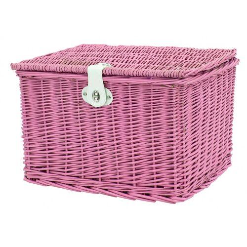 AMIGO backkorb für 46,5 Liter rosa
