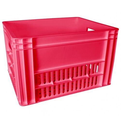 TOM kunststoff Radkasten 33 Liter rosa