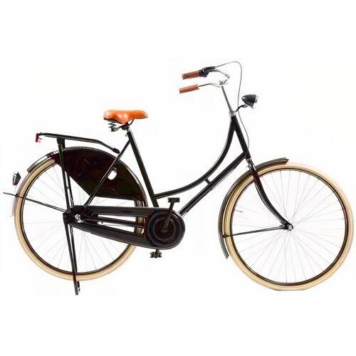 Avalon Classic De Luxe 28 Zoll 57 cm Frau 3G Trommelbremse Schwarz