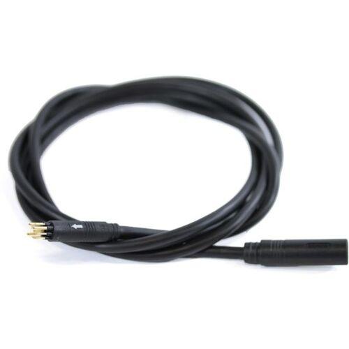 Bafang batteriekabel Gazelle9 Punkt schwarz 135 cm