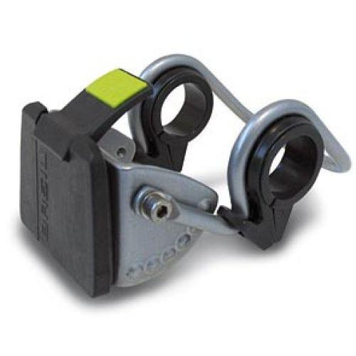 Basil korbträger Baseasy 22 31,8 mm Aluminium schwarz