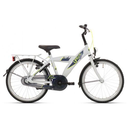 Bike Fun Urban 20 Zoll 33 cm Jungen Rücktrittbremse Grau Kinderfahrräder