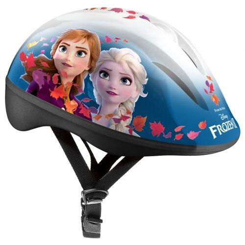 Disney Frozen 2 Fahrrad /Schlittschuhhelm Mädchen blau 52 56 cm
