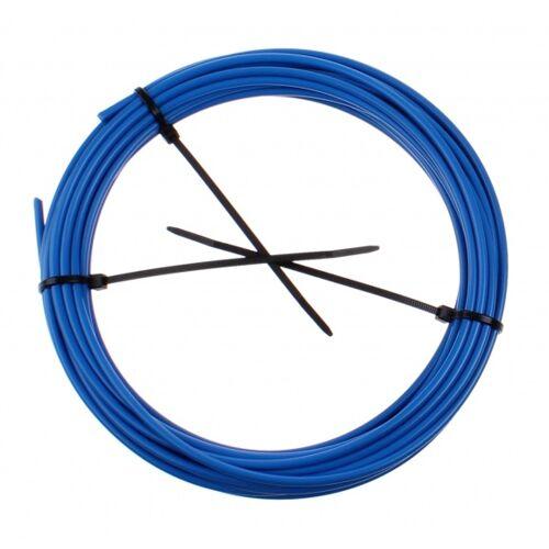 Elvedes schalter Außenkabel 10 m x 4,2 mm blau