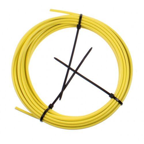 Elvedes schalter Außenkabel 10 m x 4,2 mm gelb
