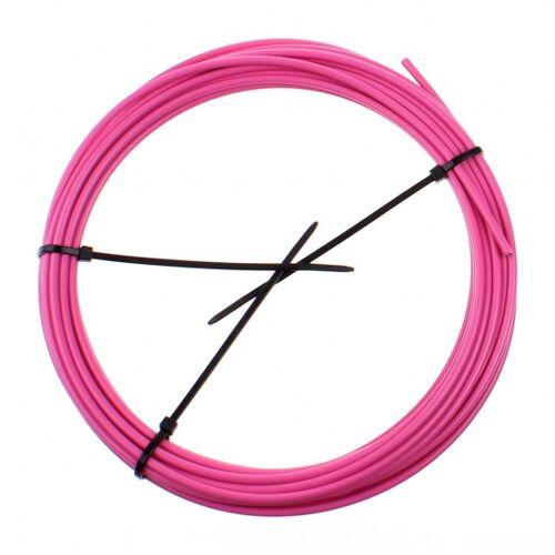 Elvedes schalter Außenkabel 10 m x 4,2 mm rosa