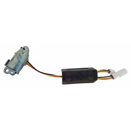 Gazelle kraftsensor TMM Innergy5 cm silber/ schwarz