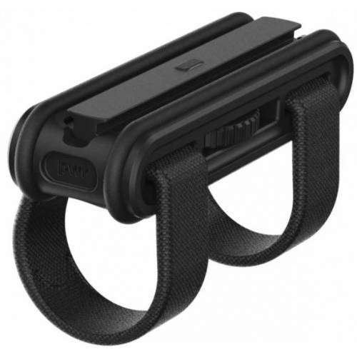 Knog fahrradbefestigung PWR Rahmenhalterung 8,6 x 2,8 cm schwarz