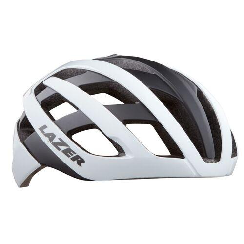 Lazer fahrradhelm Road Genesis Mips weiß/schwarz Größe 58 61 cm