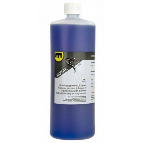 Magura bremsöl Royal Blood hydraulische Bremsen 1 Liter blau