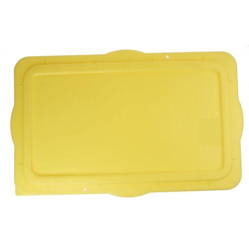 Roland deckel für Fahrradanhänger Big Boy 80 x 50 cm gelb