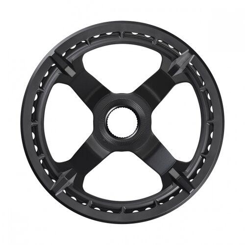 Shimano StepssM CRE50 44T Kettenblatt mit schwarzem Kettenschutz
