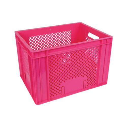 TOM fahrradkiste 31,2 Liter 40 x 30 cm rosa