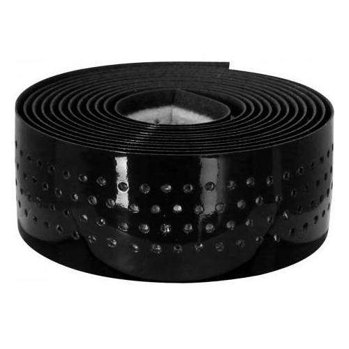 Velox Lenkerband perforiert 190 cm 2 Stück schwarz