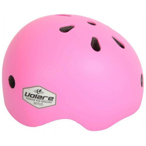 Volare fahrradhelm Mädchen rosa Größe 51 55 cm