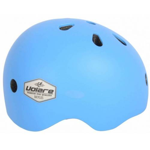 Volare fahrradhelm Mädchen blau Größe 45 51 cm