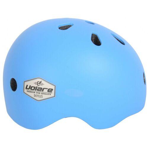 Volare fahrradhelm Mädchen blau Größe 51 55 cm