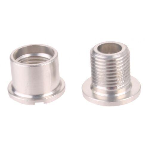 VWP Blatt Schraube und Mutter M8 0.75 X L8.5 Silver