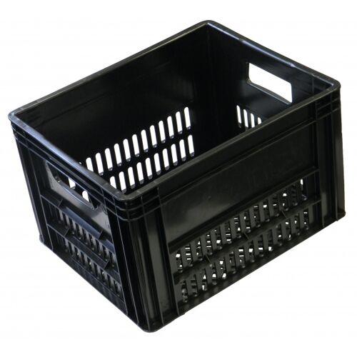 VWP Fahrradkasten schwarz 40 Liter