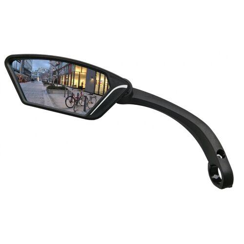 VWP fahrradspiegel verstellbar E Bike 12 cm links schwarz