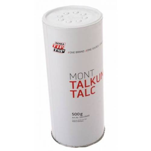 Rema Tip Top Sleeve Talkum 500 Gramm