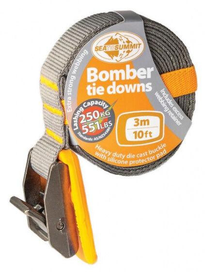 Sea to Summit spanngurt Bomber Tie Down 3 Meter orange