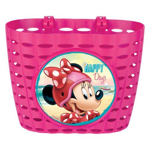 Disney Minnie Mousefahrradkorb Junior 20 cm rosa