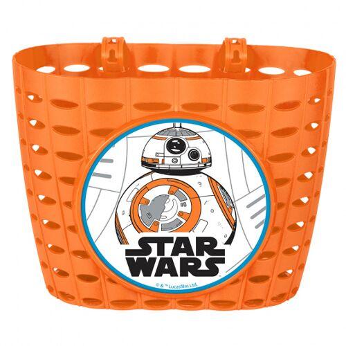 Disney fahrradkorb Star Wars BB8Junior 20 cm orange