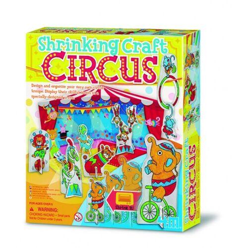 4M Crea Shrink Kunsthandwerk Kunst Circus