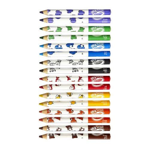 Crayola Mini Kids : dicke Buntstifte 8 Stück